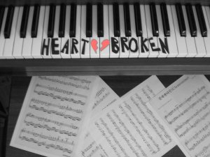 Heartbroken Piano