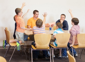 Child Small Groups