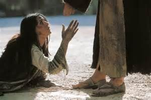 Jesus and the Adulterous Woman