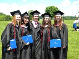 Graduation Posed