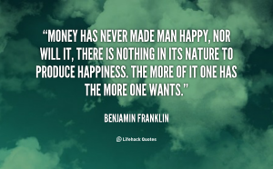 Money Happiness