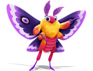 Mawtha the Moth